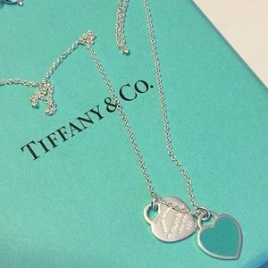 Tiffany &Co Mint Awesome Necklace Stunning Gift